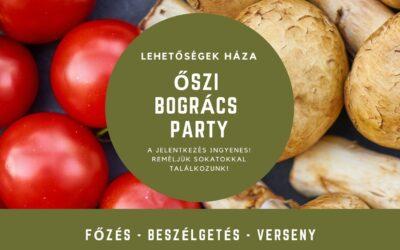 Őszi Bogrács Party – 2021.