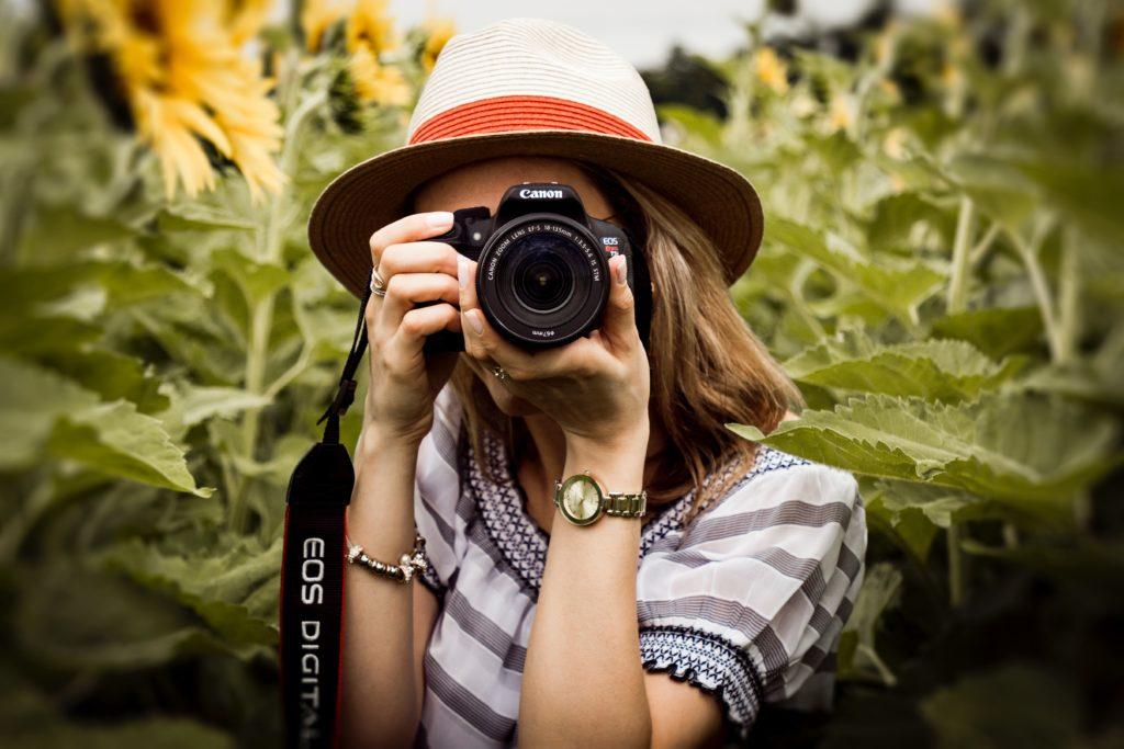 fotózás, videózás